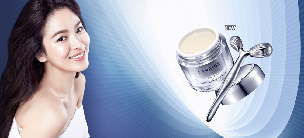 Image of Laneige Time Freeze Firming Sleeping Mask