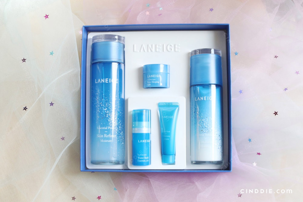 Laneige Milkyway Fantasy The Basic Duo Set Moisture