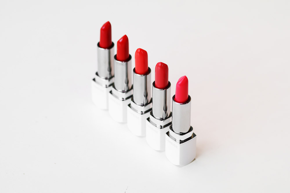 New Laneige Silk Intense Lipsticks, 5 shades
