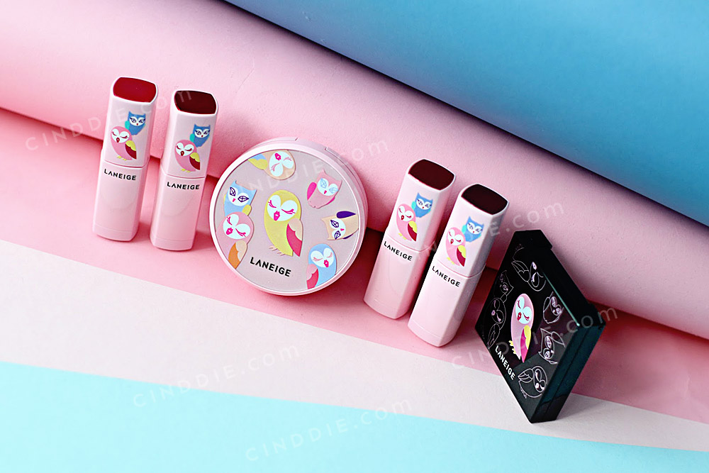 Laneige X Lucky Chouette Collection