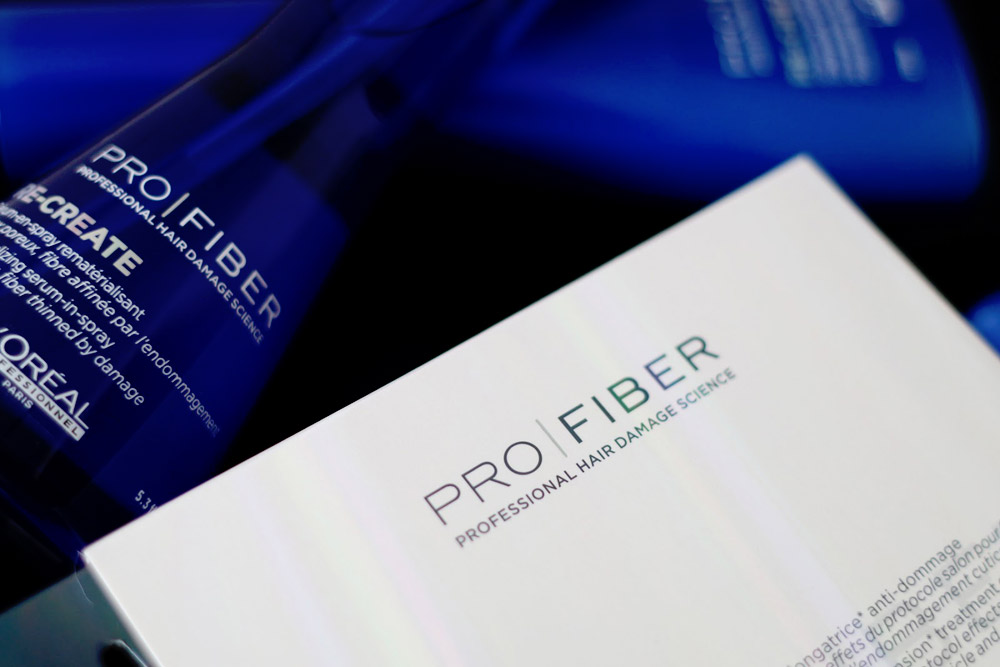Loreal Profiber Hair Care
