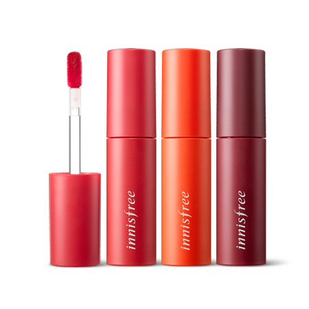 Image of Innisfree Cotton Ink Lip tints