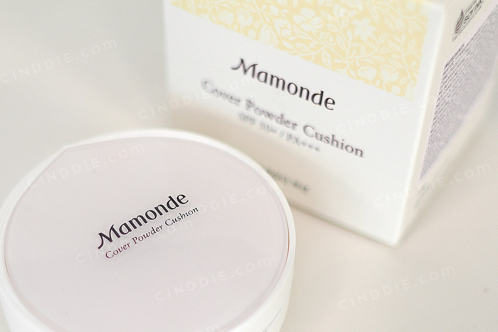 Mamonde Cover Powder Cushion