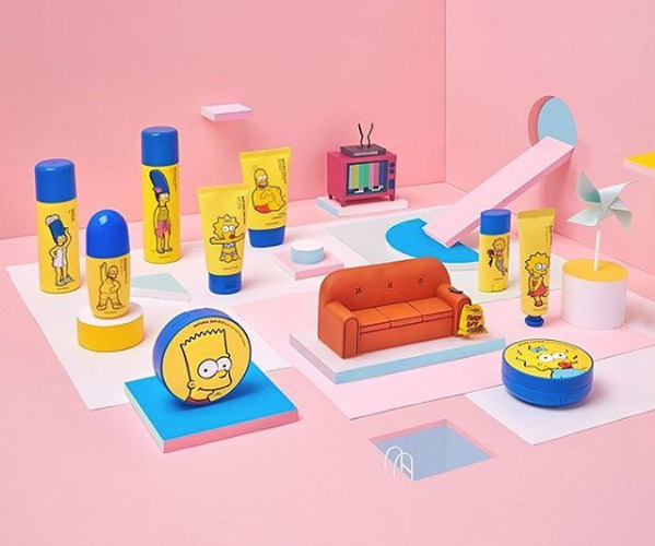 The Face Shop X The Simpsons Collection Reviews Amp More
