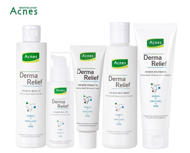 Image of Acnes Derma Relief Skincare Range