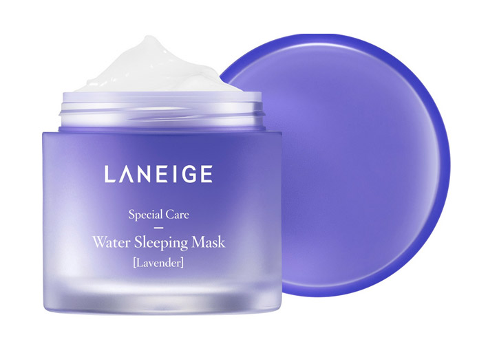 Image of laneige water sleeping mask lavender Edition