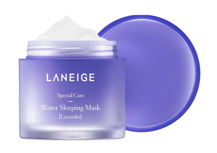 Image of laneige water sleeping mask lavender Edition