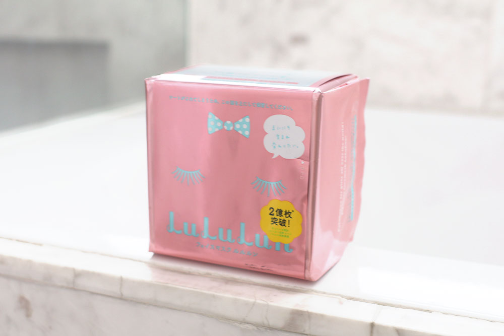 Image of Lululun Face mask - Pink - Moisture