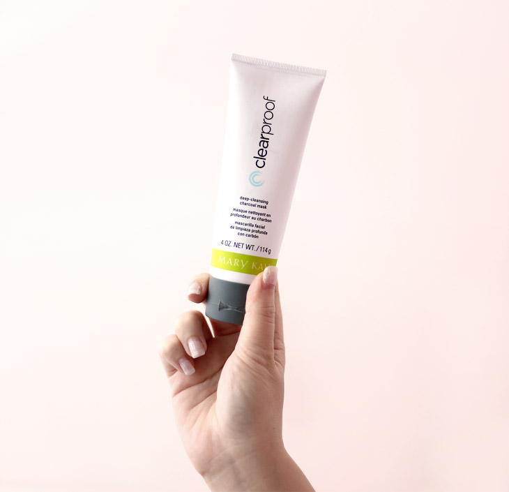 Image of Mary Kay Clear Proof Deep-Cleansing Charcoal Mask