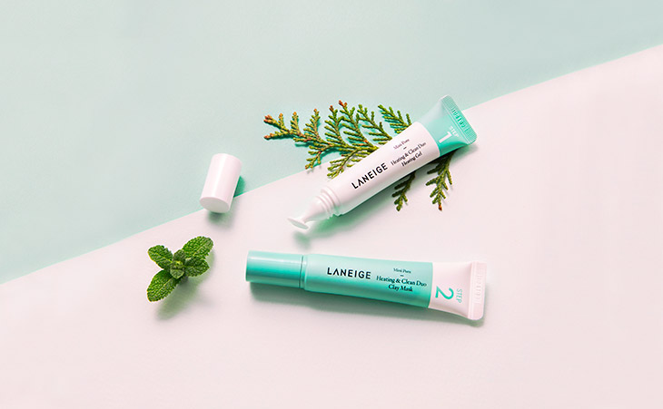 Image of LANEIGE Pore Mini line - Heating & Clean duo