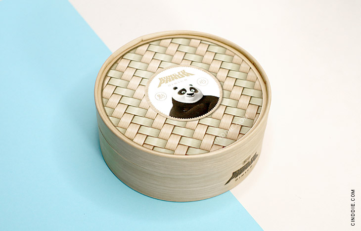 Image of TheFaceShop x KungFu Panda Collection
