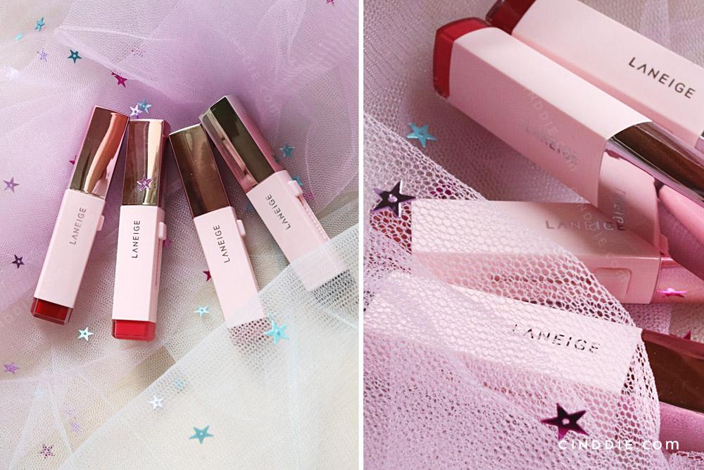 Laneige Milkyway Fantasy Collection Lipsticks