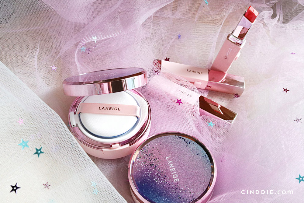 Laneige Milkyway Fantasy Collection