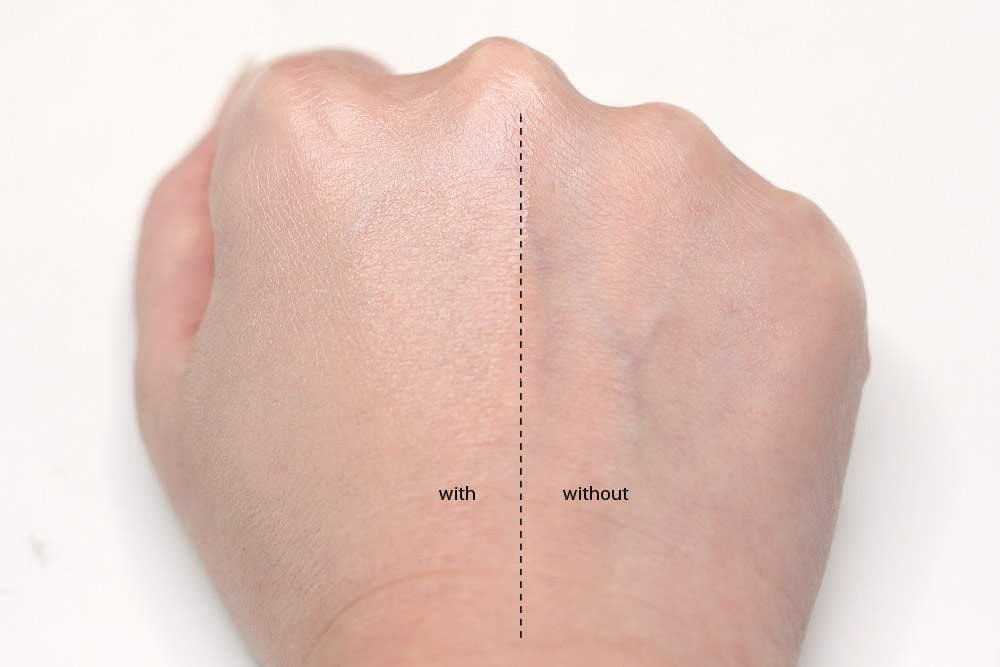 Image of Sulhwasoo Perfecting Cushion Intense Swatch