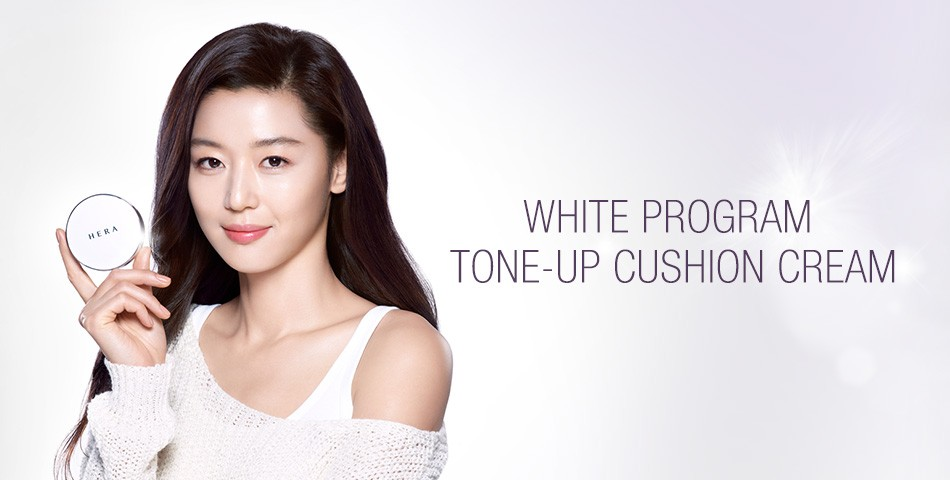 Image of HERA White Program Tone-Up Cushion Cream