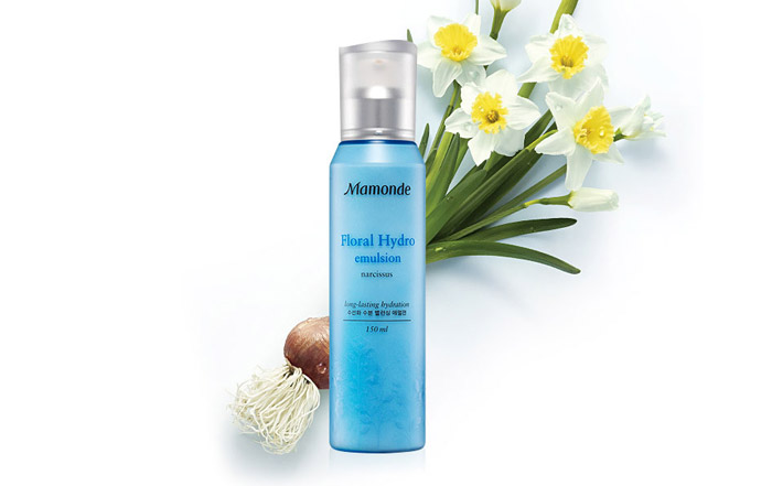 Image of Mamonde floral hydro emulsion review