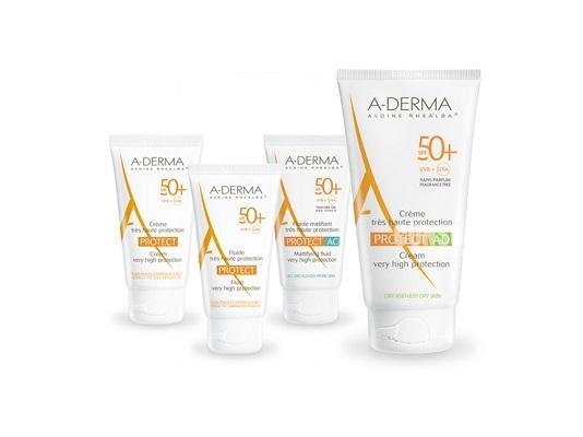 Aderma Sun Protect Creams