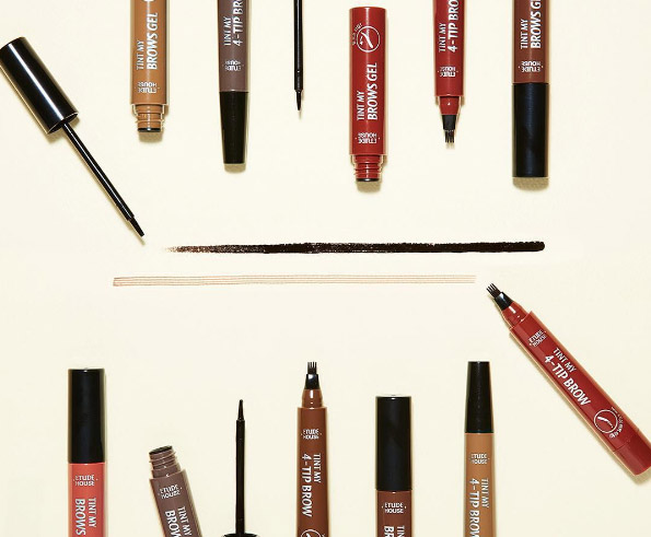 Image of Etude House Tint My Brows Gel New