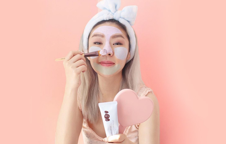 Image of Innisfree Jeju Volcanic Color Clay Masks Review