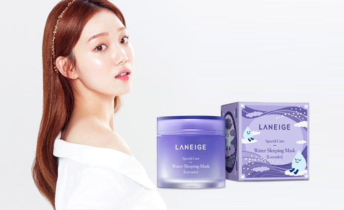 Image of Laneige Beauty Road Singapore Lee Sung Kyoung