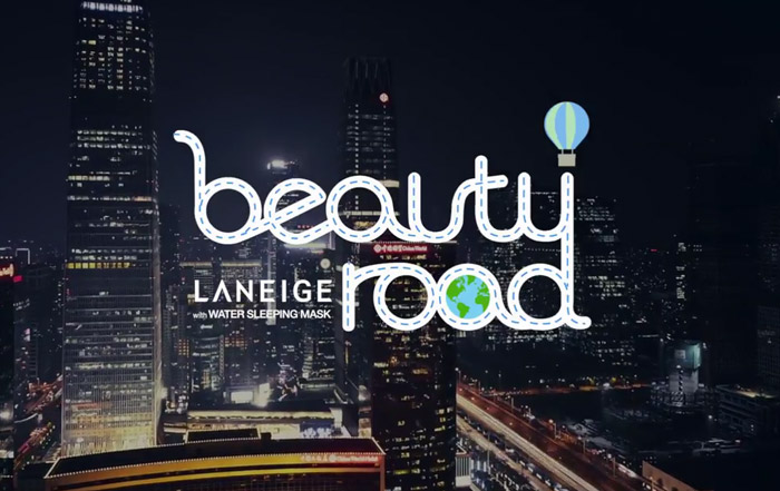 Image of Laneige Beauty Road Singapore