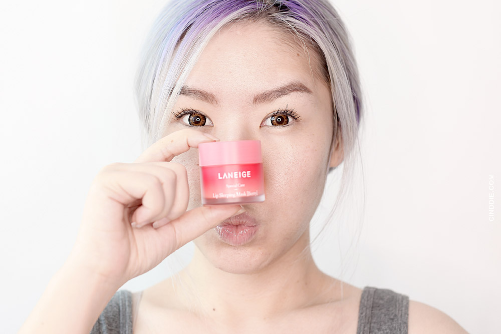 Image of Laneige Lip Sleeping Mask Review