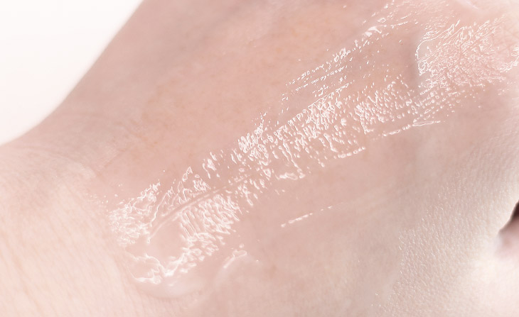 Image of Laneige Water Sleeping Mask Review Hand Swatch