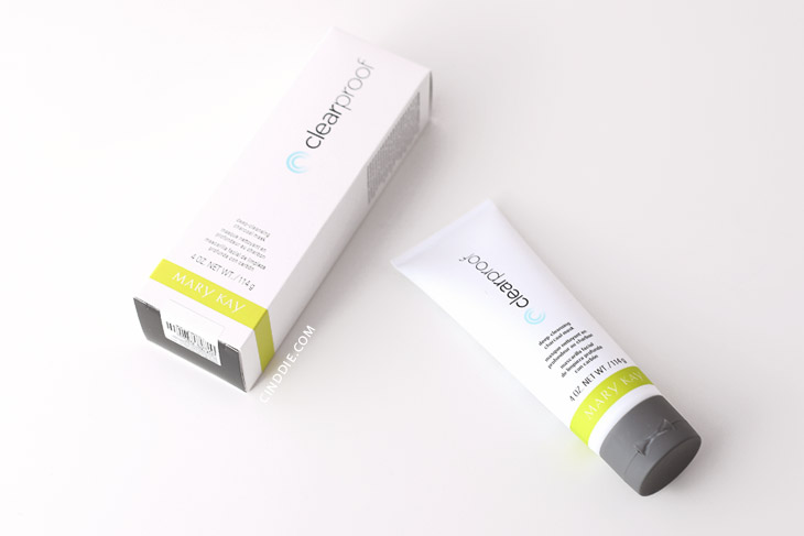 Mary Kay NEW Clear Proof Deep Cleansing Charcoal Mask