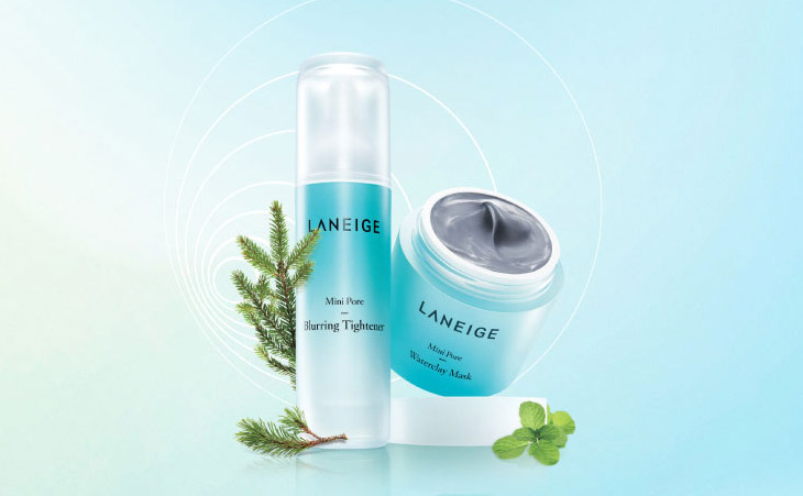 Image of LANEIGE Pore Mini line - Blurring Tightener