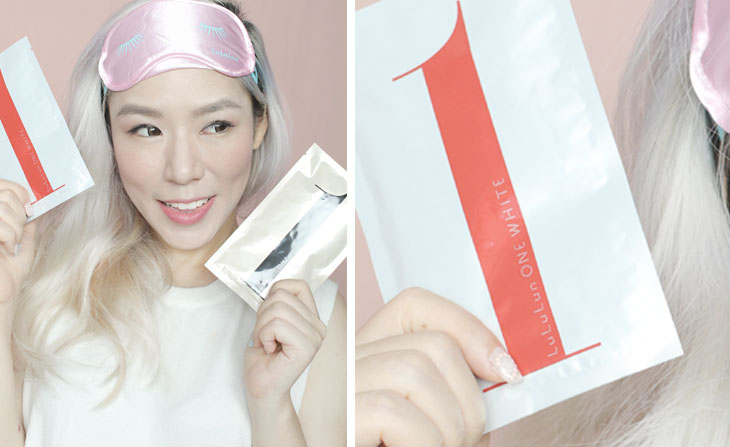 Review Lululun One Masks Reviews Amp More Cinddie Com